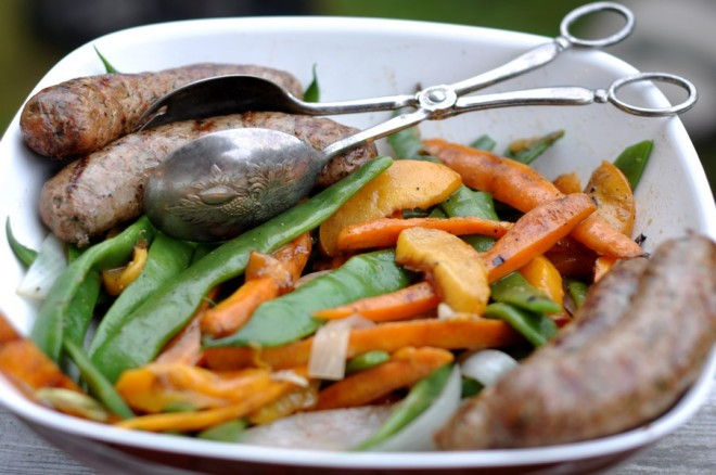 salade-peche-feves-carottes