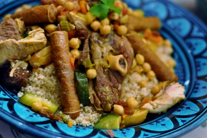 how to prepare couscous uk