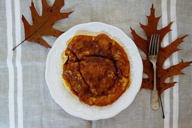 citrouille-pancakes